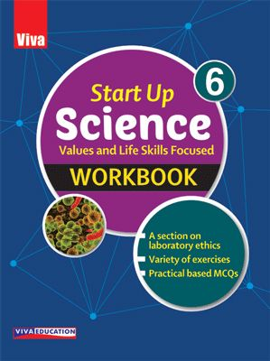 Start Up Science Workbook - Class 6