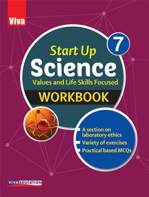 Start Up Science Workbook - Class 7