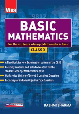 Basic Mathematics Class X