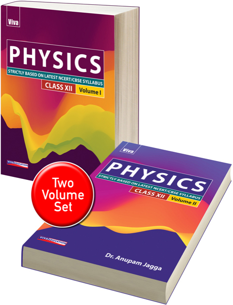 Viva Physics Class XII, 2 vol Set