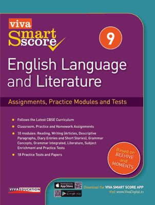 SmartScore English Language and Literature - Class 9