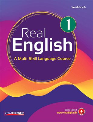 Real English Workbook - 2018 Edition - Class 1
