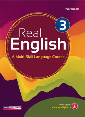 Real English Workbook - 2018 Edition - Class 3