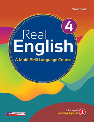 Real English Workbook - 2018 Edition - Class 4