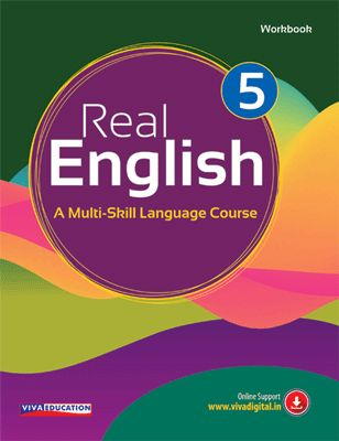 Real English Workbook - 2018 Edition - Class 5