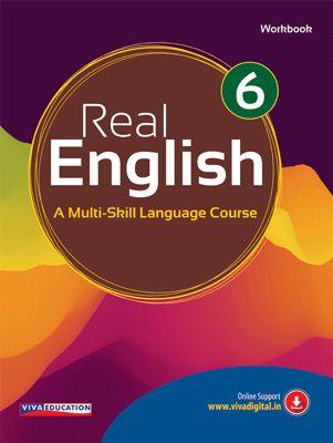 Real English Workbook - 2018 Edition - Class 6