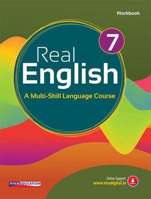 Real English Workbook - 2018 Edition - Class 7