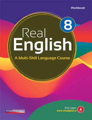 Real English Workbook - 2018 Edition - Class 8