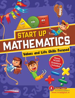 Start Up Mathematics - Class 4