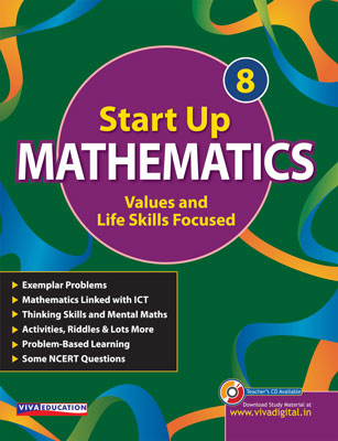 Start Up Mathematics - Class 8