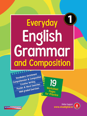 Everyday English Grammar and Composition - Class 1