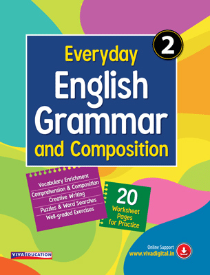 Everyday English Grammar And Composition - Class 2