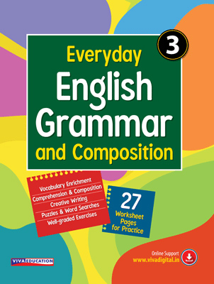 Everyday English Grammar And Composition - Class 3
