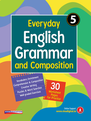 Everyday English Grammar And Composition - Class 5