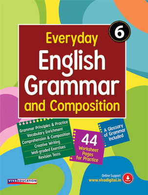 Everyday English Grammar And Composition - Class 6