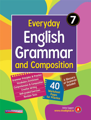 Everyday English Grammar And Composition - Class 7