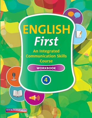 English First Workbook 4