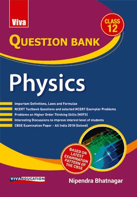 Question Bank Physics - Class 12