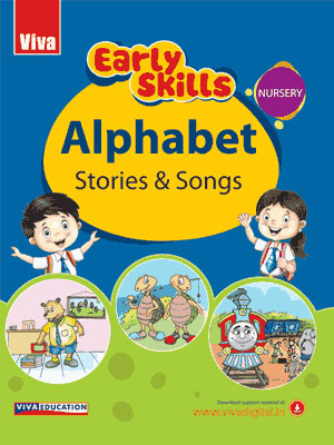 Early Skills - Alphabet Stories & Song - Nursery
