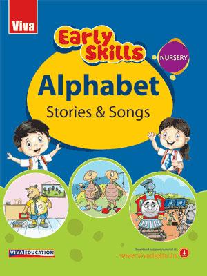 Early Skills - Alphabet Stories & Song - Nursery