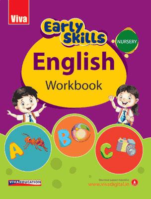Early Skills - English Workbook - Nursery