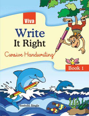 Write it Right Book 1