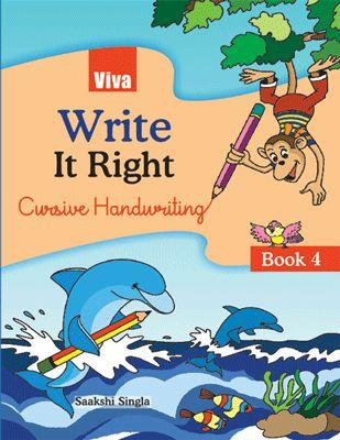 Write It Right Book 4