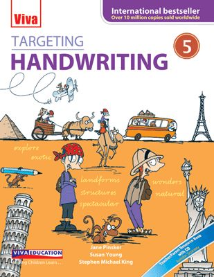 Targeting Handwriting 5