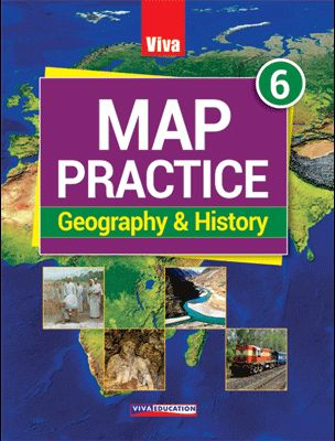 Map Practice Class 6