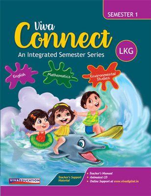 Connect - Class LKG - Semester 1