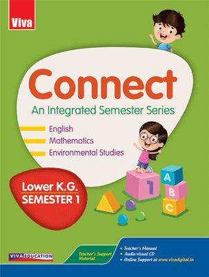 Connect 2019 Edition - LKG Sem 1