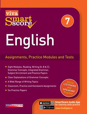 SmartScore English - Class 7