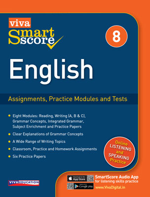 SmartScore English - Class 8