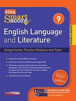 SmartScore English Language and Literature - 9, Revised & Updated