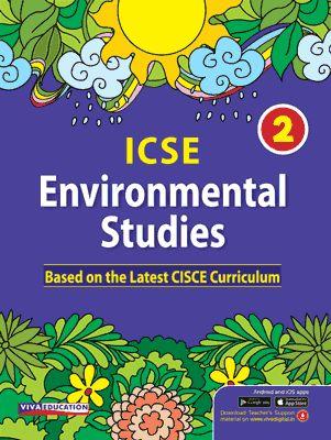 ICSE Environmental Studies 2019 Edition - 2