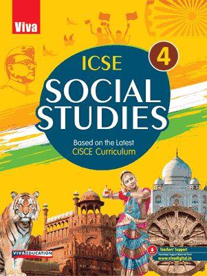 ICSE Social Studies 2019 Edition - 4