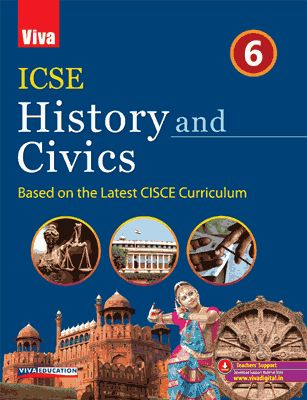 ICSE History And Civics 2019 Edition - 6