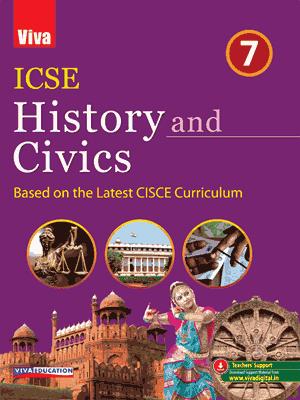 ICSE History And Civics 2019 Edition - 7