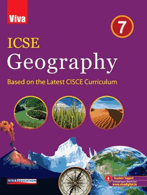 ICSE Geography 2019 Edition - Class 7