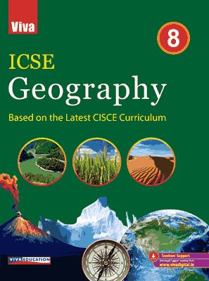 ICSE Geography 2019 Edition - Class 8