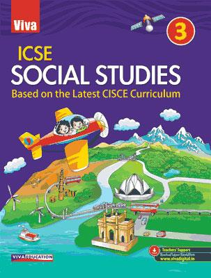 ICSE Social Studies - 3, 2020 Edition
