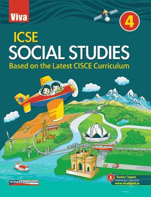 ICSE Social Studies - 4, 2020 Edition