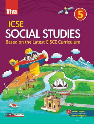 ICSE Social Studies - 5, 2020 Edition