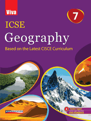 ICSE Geography - 7, 2020 Edition