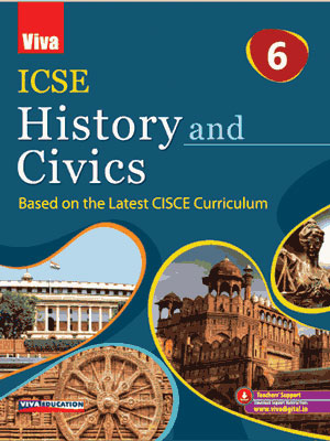 ICSE History And Civics - 6, 2020 Edition