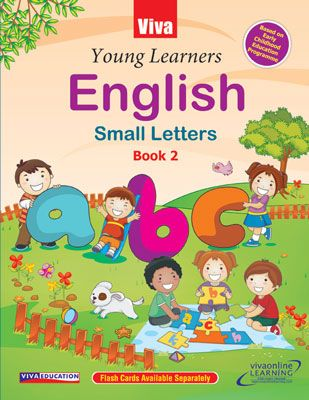 Young Learners English Small Letters Book 2