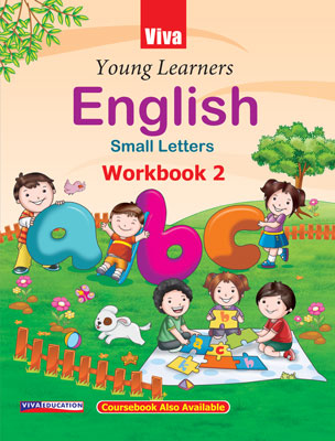 Young Learners English Small Letters Workbook 2