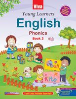 Young Learners English Phonics Book 3