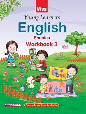 Young Learners English Phonics Workbook 3