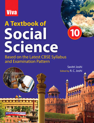 A Textbook Of Social Science - Class 10